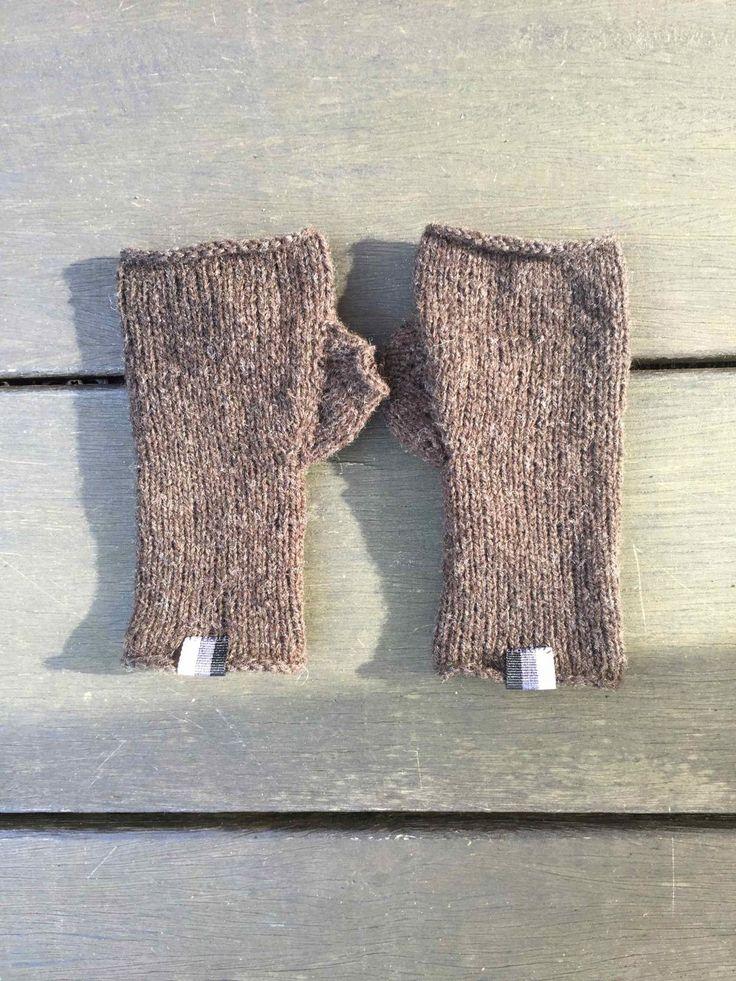 Håndledsvarmere - gratis opskrift