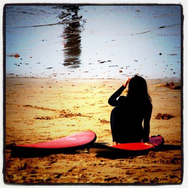 Surf life, Torquay, Australia