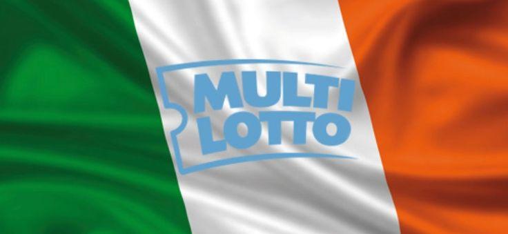 Multilotto выходит на ирландский рынок азартных игр