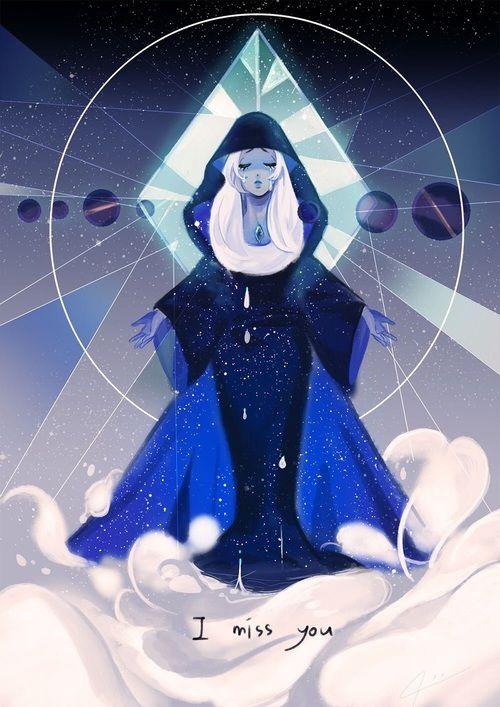 Imagen de blue diamond, steven universe, and diamante azul