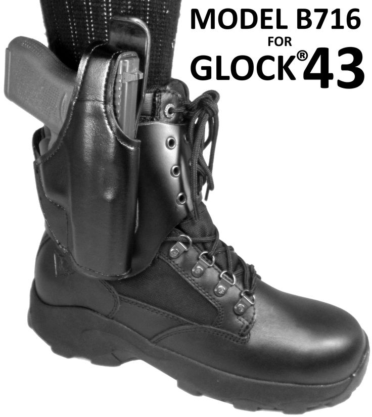 BOOTLOCK for GLOCK 43 Now Available! | Gould & Goodrich