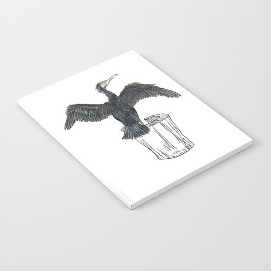 The Great Cormorant Notebook