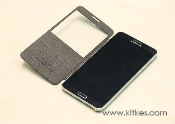 Rock Magic Series Window Case Samsung Galaxy Note 3 - Rp 160.000