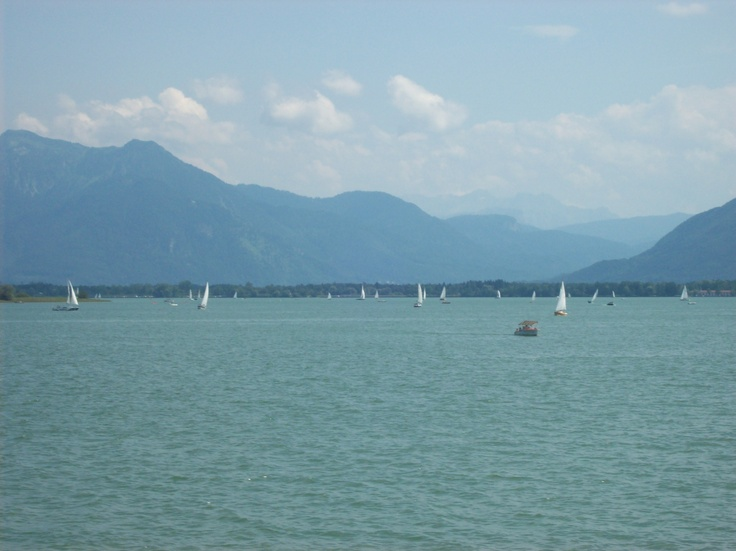 74 best images about chiemsee lake see das for Chiemsee design hotel
