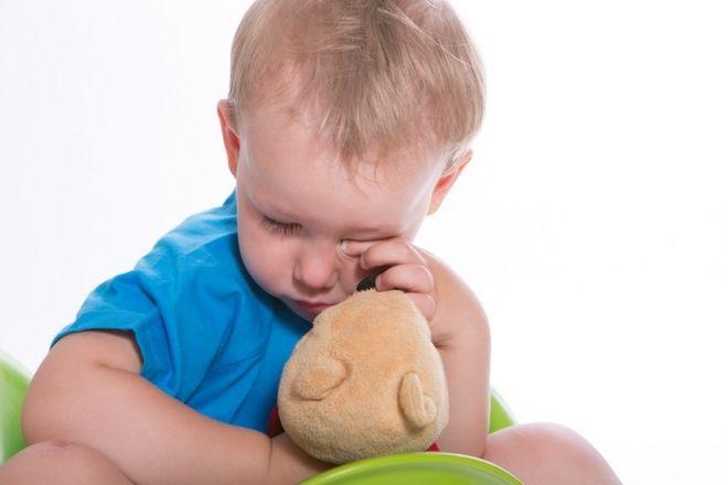 A szorongó gyermekről