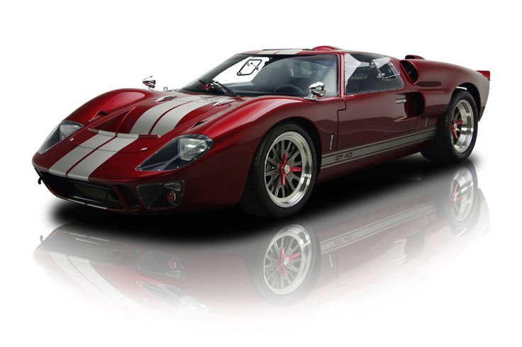 1966 Ford Superformance GT40 MK II | RK Motors Charlotte | Collector and Classic Cars
