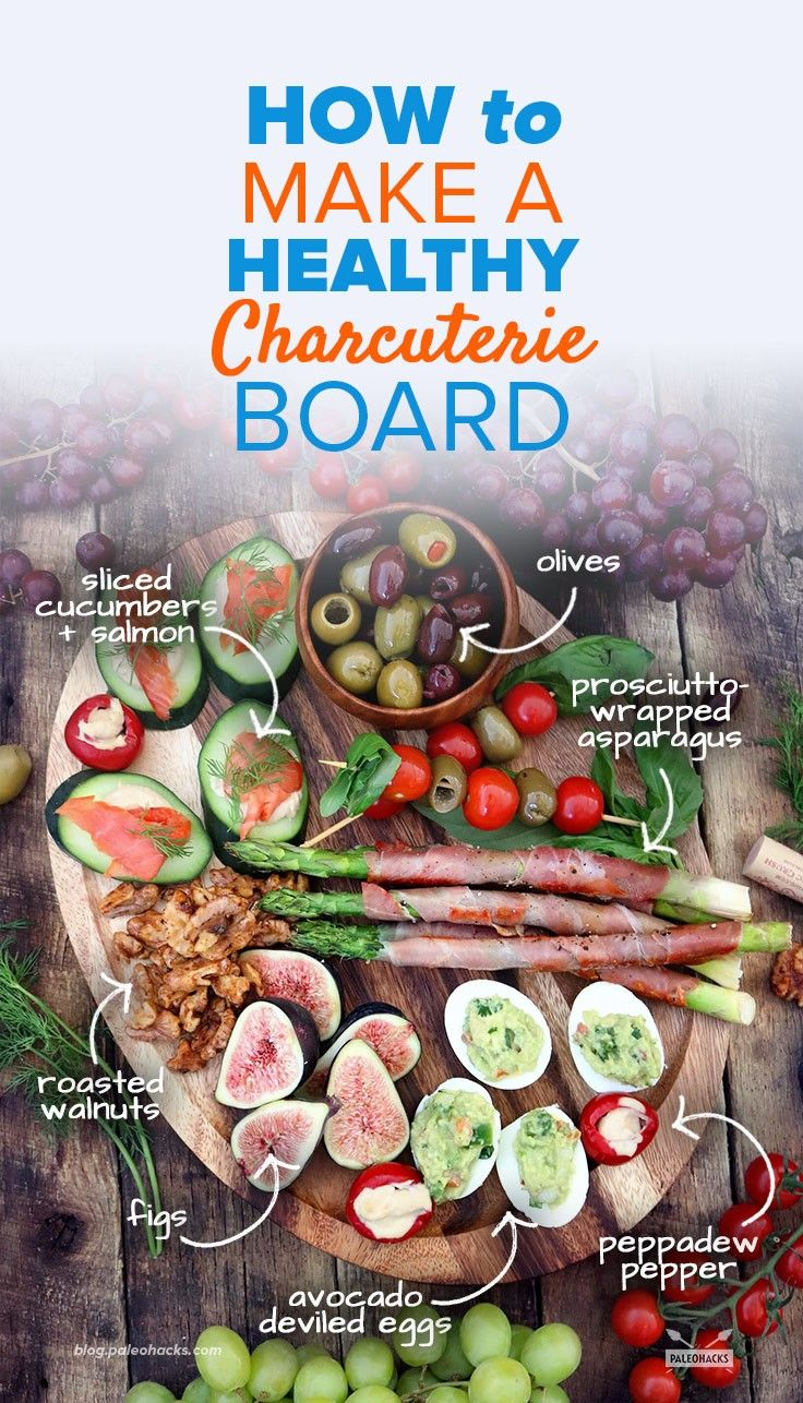 For a platter that's perfectly Paleo, we've compiled a charcuterie spread full of our favorite original recipes. This combination of bites and nibbles is ideal for any occasion. Get the recipe here: http://paleo.co/CharcuterieBoard