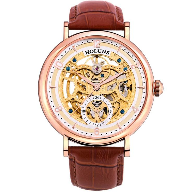 >> Click to Buy << Relogio Masculino Reloj Hombres Mens Watches Holuns OR001 mechanical men watch Men Dropshipping Gift july18  #Affiliate