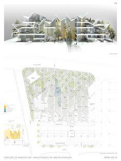 Ganador del Concurso Nacional de Arquitectura Papalote Museo del Niño en Iztapalapa | Arquine