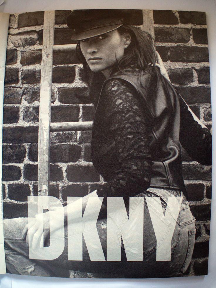 DKNY adv. 1992