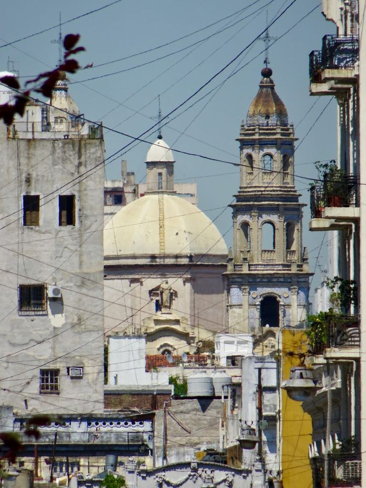 Churches in Buenos Aires