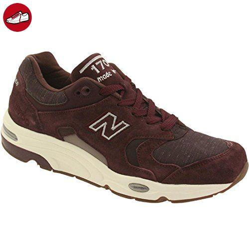 New Balance 1700 Made in USA 'Explore By Sea Pack' Schuhe Herren Sneaker Turnschuhe Rot M1700DEA, Größenauswahl:42.5 - New balance schuhe (*Partner-Link)