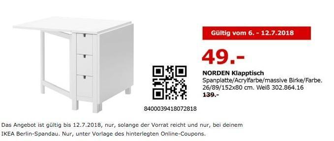 Ikea Norden Klapptisch Ikea Norden Klapptisch Klapptisch Und Ikea