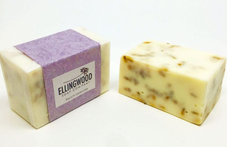 Mother's Day Gift Guide Ellingwood Soap Company French Lavendar