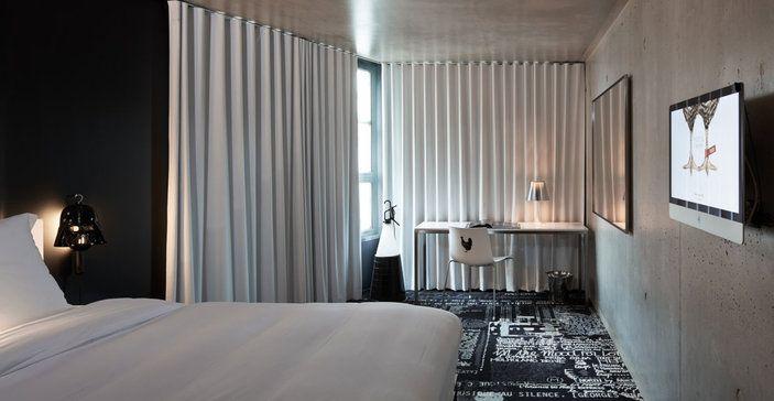 Mama Shelter hotel, Paris * Interiors Interiors * The Inner Interiorista