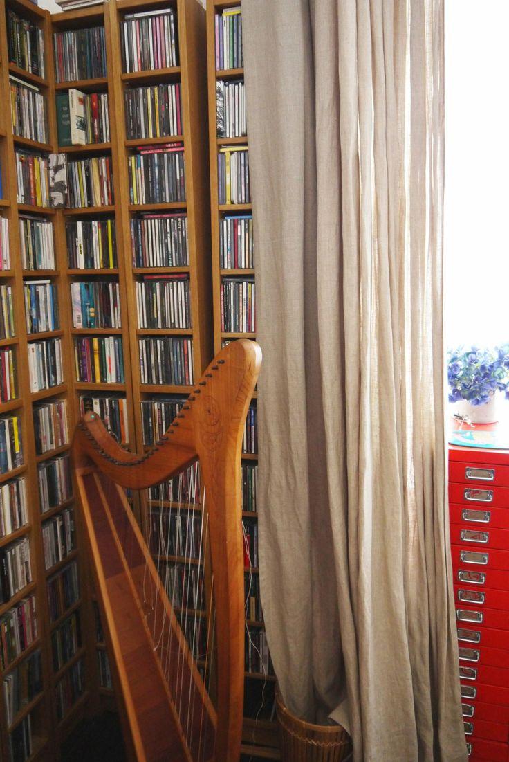 Music Cd Storage Solutions 51 Best Almacenamiento Música Images On Pinterest  Storage Ideas