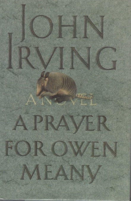 identifying the protagonist in john irvings novel a prayer for owen meany Identifying the protagonist in john irving's novel a prayer for owen meany.