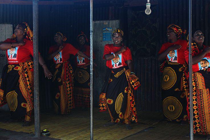 Dancers in Mafalala