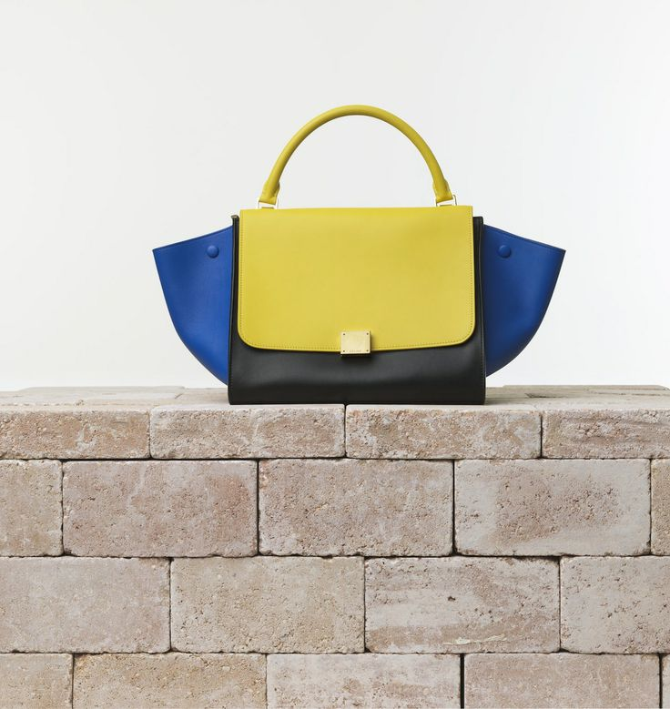 Our senior fashion editor is in the mood for Céline.