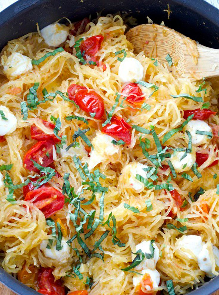 Up Your Spaghetti Squash Game With Pinterest's Top 10+#refinery29