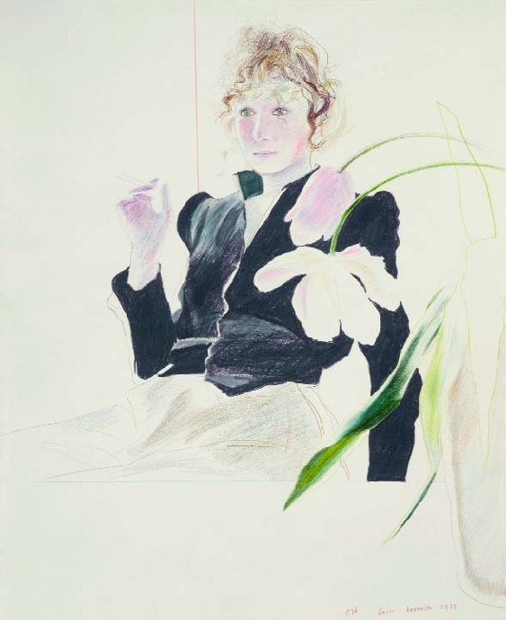 david hockney - celia