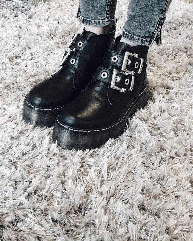 COACHELLA black  #coachella #leather #aw16 #wildsecret