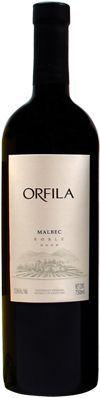 Orfila Roble Malbec 2011 - Bodega Orfila, San Martín, Mendoza-------------------------------- Terroir: Zona Este & Valle de Uco--------------------------------------- Crianza: 25% del vino durante 3/6 meses en roble americano