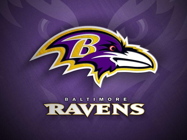 Baltimore Ravens logo..MT bank Stadium, Baltimore, MD