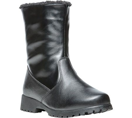 Women's Propet Madison Leather Mid Calf Boot with FREE Shipping & Exchanges. The Propet Madison Leather Mid Calf Boot provides all-day comfort and protection for your foot. With