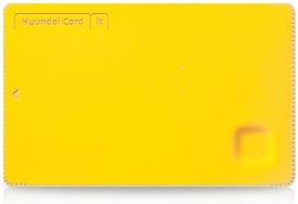 it card 리퀴드 메탈 임페리얼옐로우
