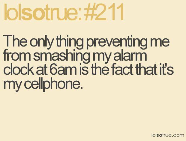 : 530, Alarm Clocks, Ipod, Lolsotrue With