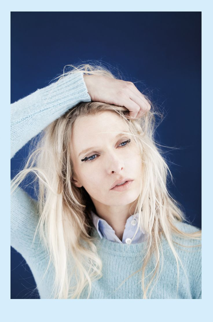 Christina kruse for fräulein magazine winter randall bachner