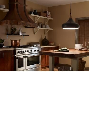 Kitchen Lighting Idea Inspired By 1960s Scandinavian