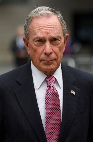 #6 Michael Bloomberg 2016 Forbes 400 Net Worth $45 Billion CEO, Bloomberg, Age 75