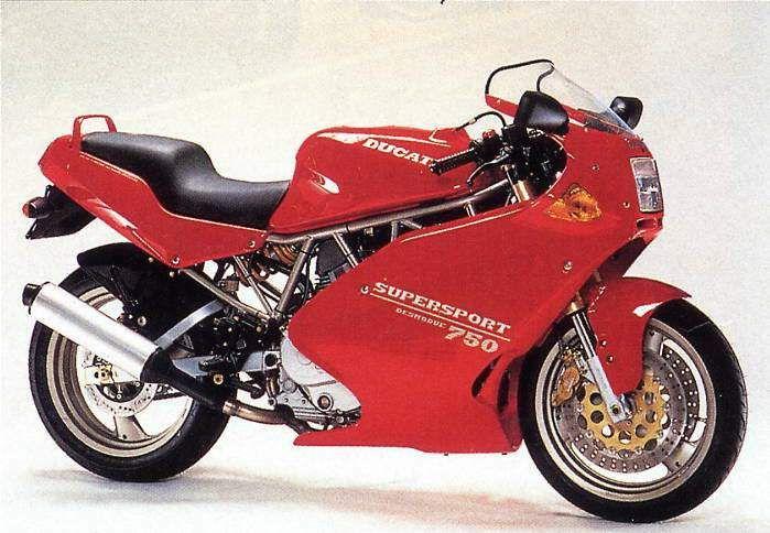 750SS, 1994-1996