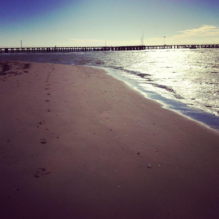 #lovinglife #beach #morningrun #perfect #lifeisgood