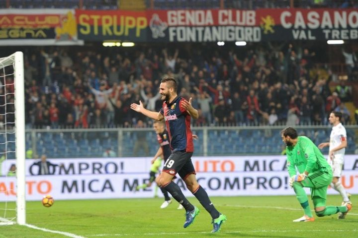 Genoa have announced that Leonardo Pavoletti has sprained his knee with a first-grade injury to the internal collateral ligament. The  Source