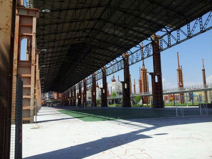Torino Parco Dora ex Ferriere