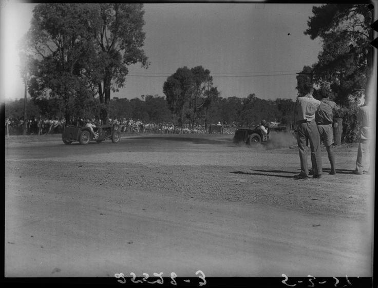241030PD: Trials for the Australian Grand Prix, Narrogin, 2 March 1951  https://encore.slwa.wa.gov.au/iii/encore/record/C__Rb3760694
