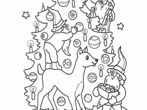 Karácsony   Színezővilág