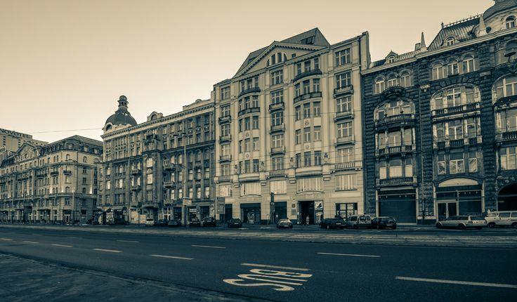 Aleje Jerozolimskie, Warsaw, Poland
