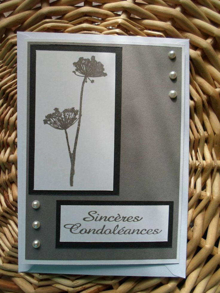Condoléances                                                                                                                                                     Plus