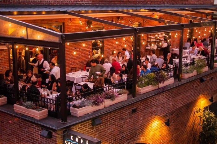 10 Restaurants With Incredible Rooftop Dining In Southern California