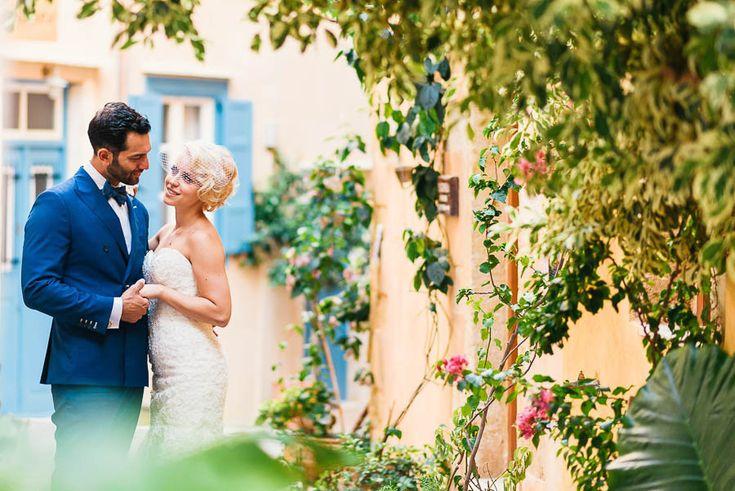 A wedding in a farm, Crete