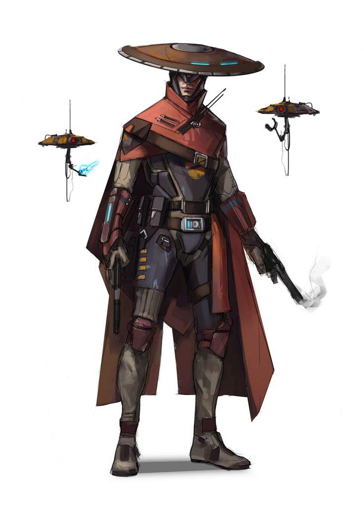 107416-bounty-hunter-character-designs-33-1494432884.jpg (2121×3000)