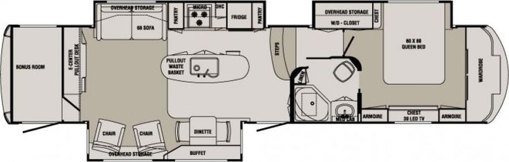 redwood w bonus room 2014 rw38br rv 39 s tents trailers