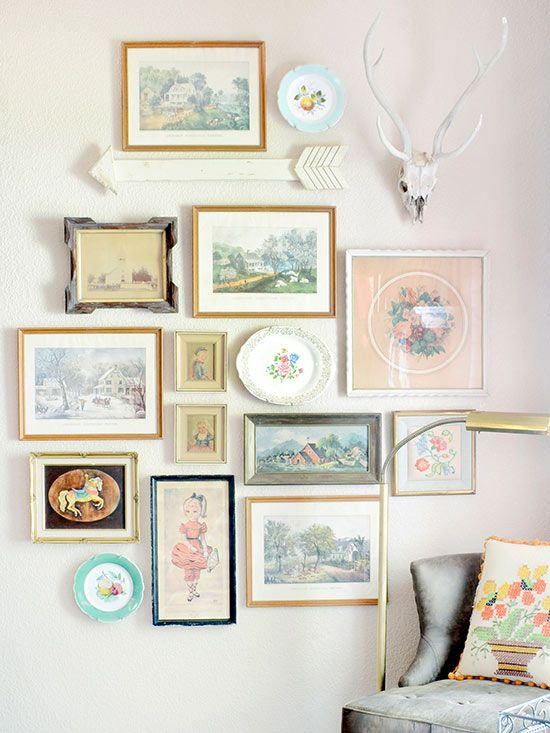 Best 25 eclectic vintage inspired gallery wall ideas on pinterest eclectic wall decor - Eclectic living room design ideas to captive you with uniqueness ...