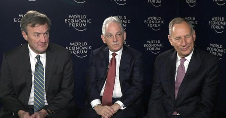 The CEOs of the Mayo Clinic, Cleveland Clinic and New York-Presbyterian Hospital sat down with CBS News at the World Economic Forum in Davos, Switzerland. They offered their thoughts on how healthcare may change in the incoming Trump administration.