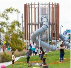Playgrounds in Auckland