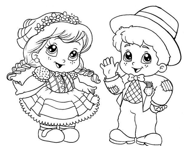 desenho-de-festa-junina-para-pintar